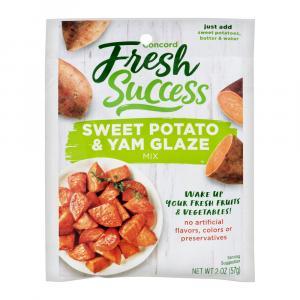 Yam Sweet Potato Glaze