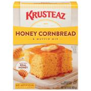 Krusteaz Honey Cornbread Muffin Mix