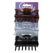 Goody Opaque Claw Clips