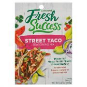Concord Fresh Success Street Taco Seasoning Mix