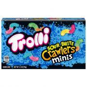 Trolli Sour Brite Crawlers Mini Gummies