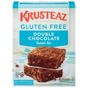 Krusteaz Gluten Free Double Chocolate Supreme Brownie Mix