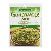 Concord Foods Guacamole Mix