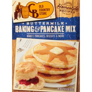 CB Old Country Store Buttermilk Baking & Pancake Mix