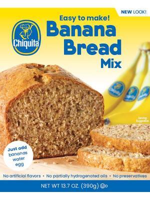 Chiquita Banana Bread Mix