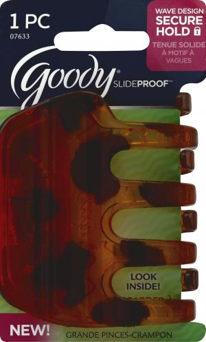 Goody Slideproof Large Claw Clip