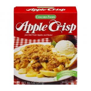 Concord Apple Crisp Mix