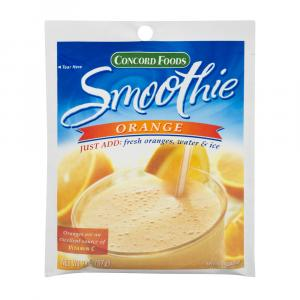 Concord Foods Orange Smoothie Mix