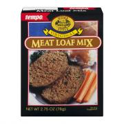 Tempo Meatloaf Mix