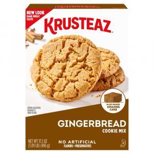 Krusteaz Gingerbread Cookie Mix