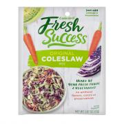 Concord Foods Cole Slaw Mix