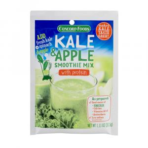 Concord Kale And Apple Smoothie Mix