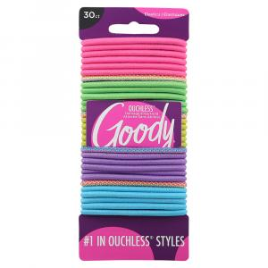 Goody Ouchless Neon Elastics