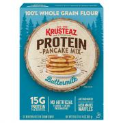 Krusteaz Protein Buttermilk Complete Pancake Mix