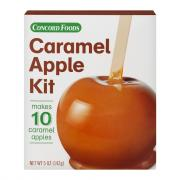 Concord Caramel Apple Kit