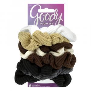 Goody Scrunchies Earth Tones