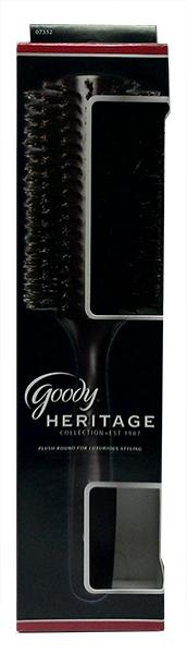 Goody Heritage Collection Plush Round Brush