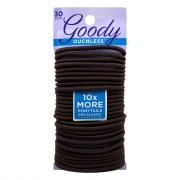 Goody Ouchless No Metal Brown Elastics