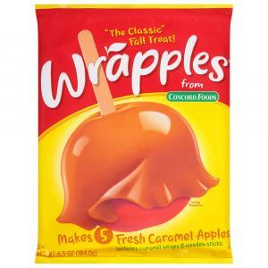 Concord Caramel Apple Wrap