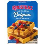 Krusteaz Belgian Waffle Mix