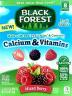 Black Forest Calcium & Vitamins Mixed Berry Fruit Snacks