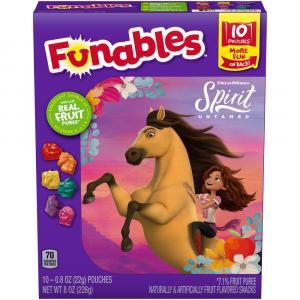 Funnables Spirit Untamed Fruit Snacks