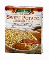 Concord Sweet Potato Casserole Kit