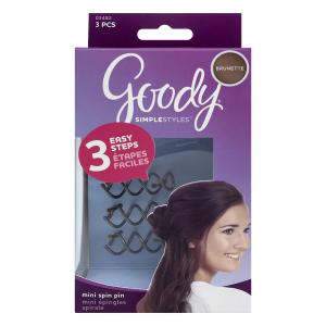 Goody Simple Style Spin Pins Mini