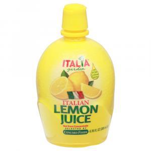 Italia Lemon Juice