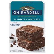 Ghirardelli Triple Fudge Brownie