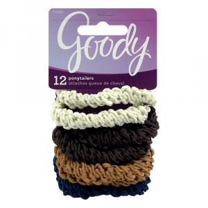 Goody Earth Tones Multi-colored Ponytailers