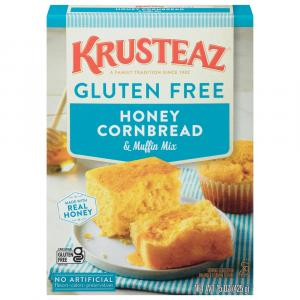 Krusteaz Gluten Free Honey Cornbread & Muffin Mix