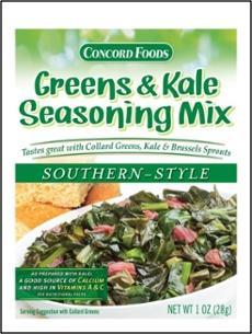 Greens Seasoning Mix