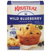 Krusteaz Wild Blueberry Supreme Muffin Mix