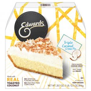 Edwards Triple Coconut Creme Pie