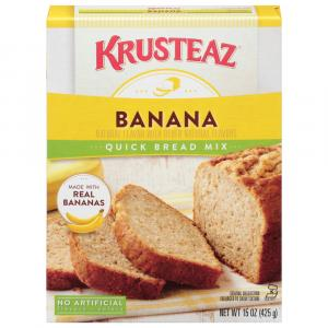 Krusteaz Banana Quick Bread