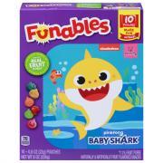 Baby Shark Fruit Snacks