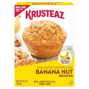 Krusteaz Banana Nut Muffin Mix
