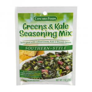 Greens & Kale Seasoning Mix