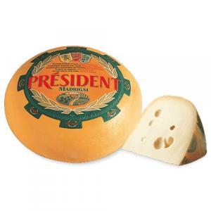 President Madrigal Swiss Cheese