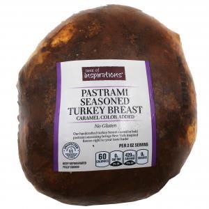Taste of Inspirations Pastrami Seasoned Turkey Breast