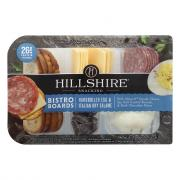 Hillshire Snacking Bistro Boards Hard Boiled Egg Dry Salame
