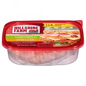 Hillshire Farm Variety Pack Turkey Breast/Honey Ham