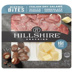 Hillshire Farm Bistro Bites Snacking-Italian Dry Salami