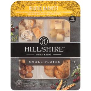 Hillshire Farms Rustic Harvest Snacking Plate