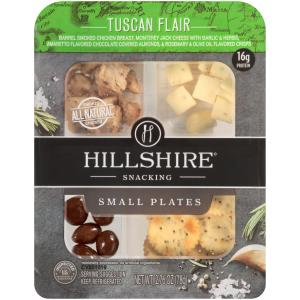 Hillshire Farms Tuscan Flair Snacking Plate