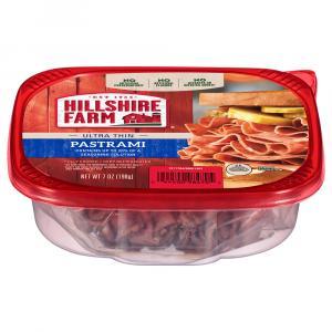 Hillshire Farm Ultra Thin Pastrami
