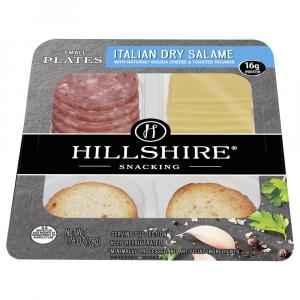 Hillshire Farm Italian Dry Salame with Gouda Cheese Snack
