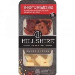 Hillshire Farms Whiskey & Brown Sugar Pork W Monterey Jack