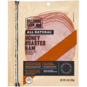 Hillshire Farm All Natural Honey Roasted Ham